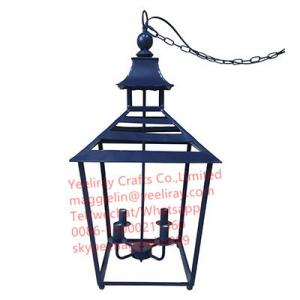 China YL-L1077 Antique Vnt.French Basket Style Crystal Chandelier Lamp Light on sale