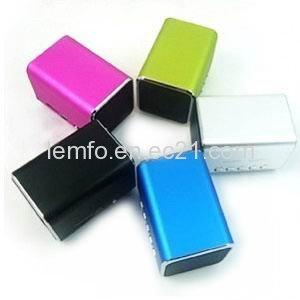 China Portable Mini Radio Speakers, TF Card Speakers on sale