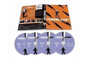 New Released Homeland Season 7 DVD Movie TV Show DVD