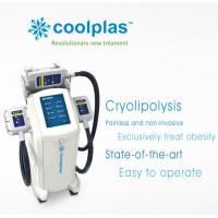 China ice sculpting body fat cool scupting cryolipolysis fat freezing sincoheren non surgical  liposuction slimming on sale