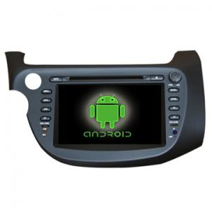 China Special 2 din Car Video dvd gps mp3 mp4 player for Honda FIT with TFT Monitor_Manufacturer on sale