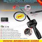 SNS-99D6 Multifunctional Endoscope Camera with 2.7 inch TFT LCD screen