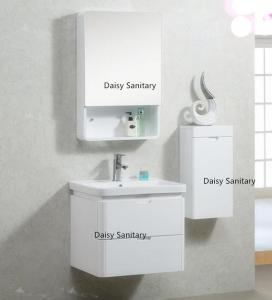 China Small Size Left Or Right Side Wall Mount Bathroom Vanity Excellent Nail - Holding on sale