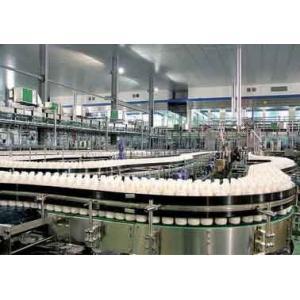 China PET Bottle Beverage Making MachineProducing Walnut Peanut Milk / Corn Juice on sale