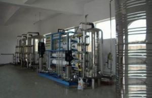 China Drinking Water Treatment Machine Reverse Osmosis Purifier Filter 1 or 2 Stages Dow Membrane Film on sale