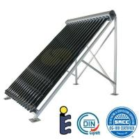 China Evacuated Tube Collectors,SRCC,EN12976,Solarkeymark on sale