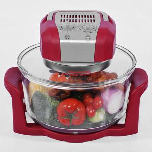China Halogen Oven/convection oven good assitant for you ! (KM-805B Red) on sale