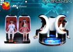 Cinéma complètement automatique de 9D VR avec la transmission électrique de cylindre