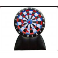 3 Meters High Inflatable Bouncy Double Side Giant Inflatable Soccer Dart Board for Kids&Adults