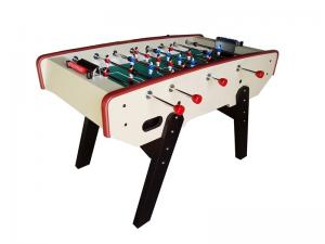 China 5FT Senior Football Table Wood Game Table With Metal Player Telescopic Rods on sale