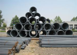 China Round Gade 40 60 Deformed Reinforcing Steel Bars Standard Size 6mm 8mm 10mm 12mm on sale