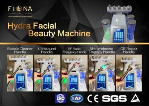China SPA Skin Care Water Peeling Machine , Microdermabrasion Facial Machine Deap Cleaning on sale