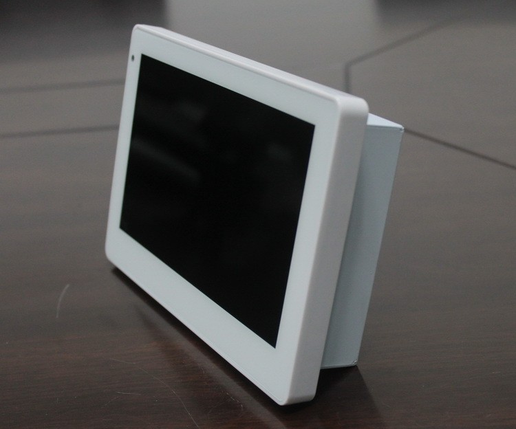 China Factory Industrial Hmi 7 Inch Wall Mount Poe Touch
