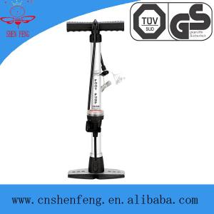 China hand air pump with guage  for car SF8902C on sale