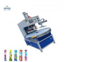 China 10KVA PET Blister Sealing Packing Machine Moistureproof And Dustproof on sale