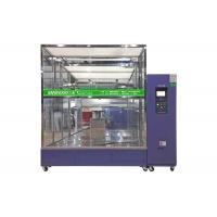 Customize IPX3 IPX4 Rain Test Chamber Testing Product Waterproof Performance