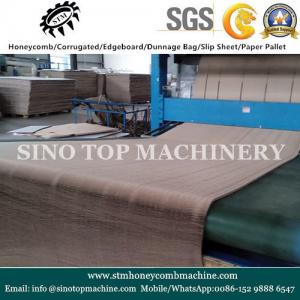 China 500shoot/min honeycomb paper core making machine/production line/instrument on sale