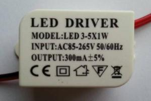 China LED 1W(1),LED 1W(3),LED 1W(3-5),  input voltage:90-265VAC,Frequency:47-63Hz,Current:180-3000MA on sale