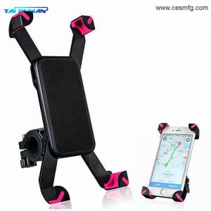 China 360 rotation universal smart phone mount motorcycle bike phone mount bicycle holder on sale