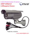 China H.264 2Megapixel Outdoor Infrared Network Camera wholesale