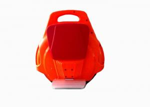 China Red Self-Balancing Gyroscope Unicycle Single Wheel Electric Vehicle With Lithium Battery on sale