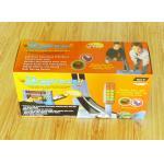 フル カラーCMYK/Pantone色、アイボリーのボール紙の注文のおもちゃ包装箱OEM