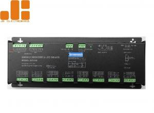Quality Customized DMX512 LED Dimmer Controller For RGBW Lighting Max 4A*32CH for sale