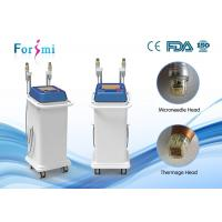 infiniu max rf treatment fractional radio frequency infini skin treatment