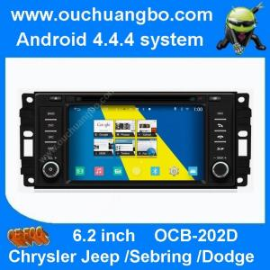 China Ouchuangbo S160 car dvd gps multimedia Dakota Ram Caliber android 4.4 OS WIFI Mexico map on sale