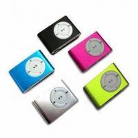 Clip Shape MP3 Player