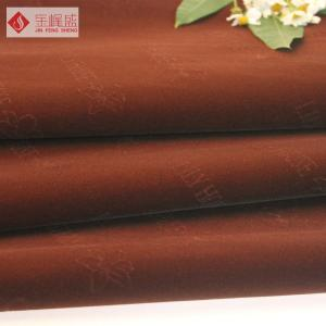 Luxury Jewelry Box Lining Fabric Nonwoven Embossed Velvet