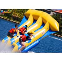 China 220V Inflatable Flying Fish Boat on sale