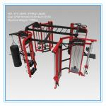 Multi Functional Commercial Exercise Equipment For Gym Clubs CE Approved