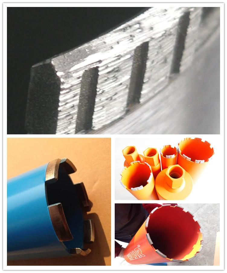 Diamond Core Drill Bit Hole Cutter 28mm x 300mm for Brick Block Concrete