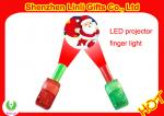 2011 New plastic party LED projection finger light toys