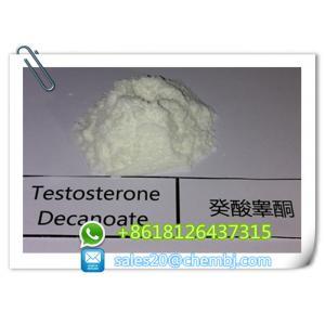 ボディー ビルのステロイドの粉のテストステロンDecanoate/テストステロンDeca CAS 5721 - 91 - 5