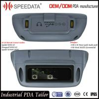 Industrial Cell Phone Barcode Scanner PDA , Android Barcode Scanners With 8MP Camera
