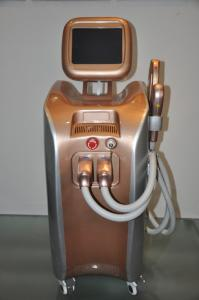 China Painless Permanent Super Hair Removal Machine / Ipl Shr Machine Acne Treatment Skin Rejuvenation on sale