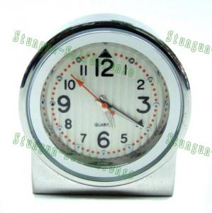 China Stainless Steel Spy Clock Camera with Web Camera on sale