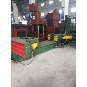 China Hydraulic Bale Breaker Machine With Tongs Route Changeable For Bag Piece on sale