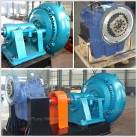 single stage river iron ore sand gravel pump