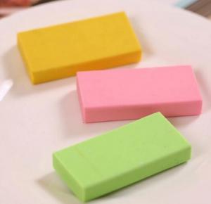 China fruit pencil toppers erasers fragrance eraser on sale