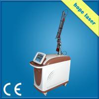 Clinic Use Nd Yag Laser Tattoo Removal Machine Picosecond Technology