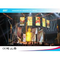 1500Nits Brightness P3.91mm SMD2121 Lamp Led  Rental Video Display For Music show