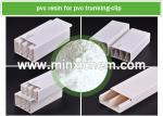 ISO Factory White Color Powder PVC resin SG3 SG5 SG7 SG8 with K value K65 K66 K67 for PVC trunking clip