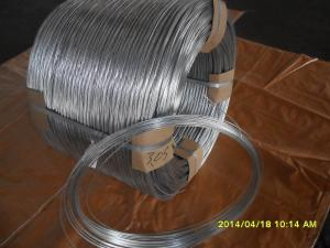 China 16# hot galvanized steel wire on sale