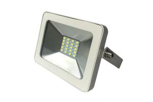 China IP 65 Waterproof 10W Slim  LED Floodlights For Exhibition Hall on sale