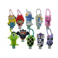 Hand Sanitizer Case Custom Silicone Products with Animal Shape