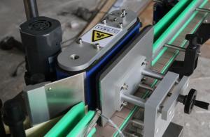 China Machine automatique de machine à étiquettes de bouteille en plastique de sauce/applicateur de label on sale