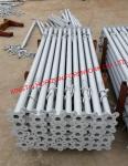 Fournisseur qualifié d'appui vertical réglable d'échafaudage pour la construction de coffrage de dalle